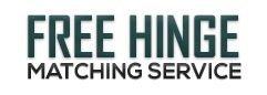 Free Hinge Matching Service