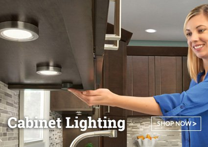 Lighting for Cabinets and Furniture