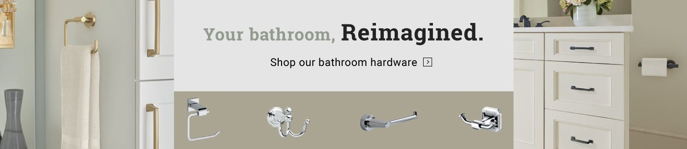 Decorative Bathroom Hardware