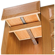 Center Mount Cabinet Drawer Slides