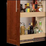 Pantry Cabinet Slides