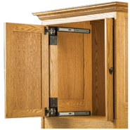 Pocket Door Cabinet Slides