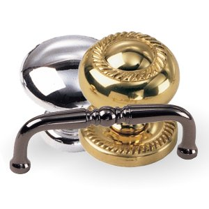 Solid Brass Collection by Laurey Hardware