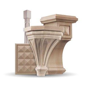 Pinnacle Wood Elements by Brown Wood