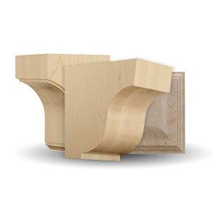 Triad Wood Elements by Brown Wood