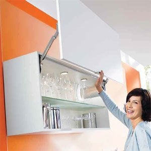 AVENTOS HL Lift Up System & SERVO-DRIVE by Blum