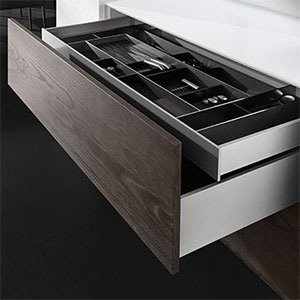"Vionaro 3-1/2"" High Drawer System"