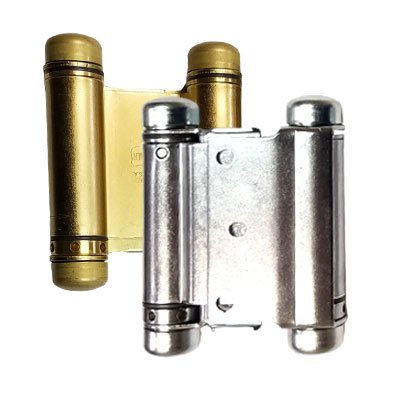 Bommer Double Acting Spring Hinges