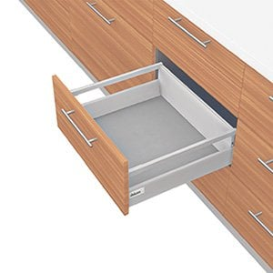 TANDEMBOX B Height With Single Gallery Drawer