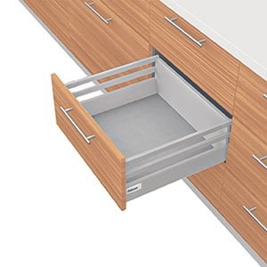 TANDEMBOX D Height With Double Gallery Drawer
