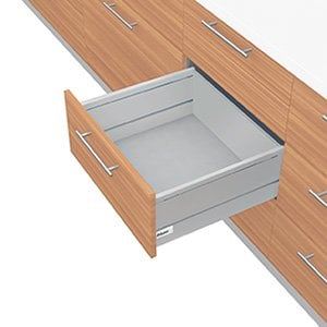 TANDEMBOX D Height Gallery With Design Element Drawer