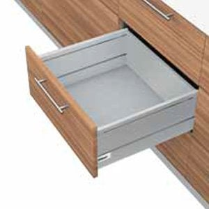 TANDEMBOX D Height With Design Element Drawer