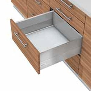 TANDEMBOX D Height With BOXCAP Drawer