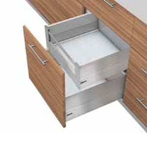 TANDEMBOX D Height With BOXCAP Interior Roll-out Drawer