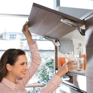 AVENTOS HK-S Stay Lift System & Tip On For Aventos HK-S By Blum