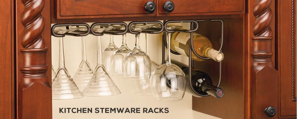 Stemware Racks