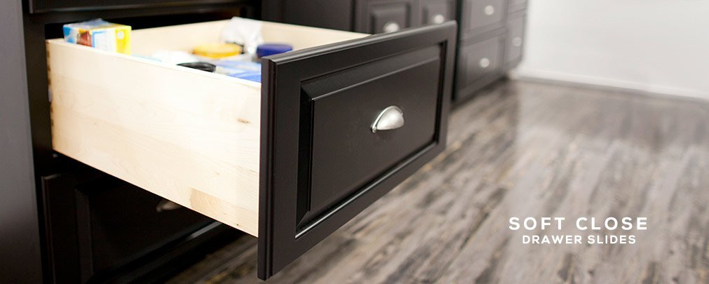 Soft Close Drawer Slides Cabinetparts Com