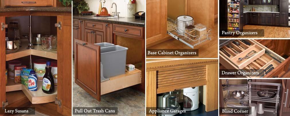 Kitchen Organizers