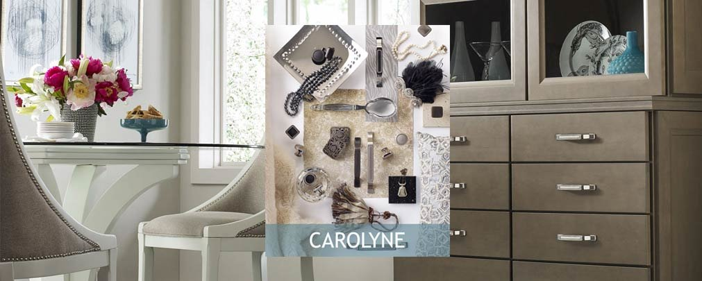 Carolyne Collection by Amerock