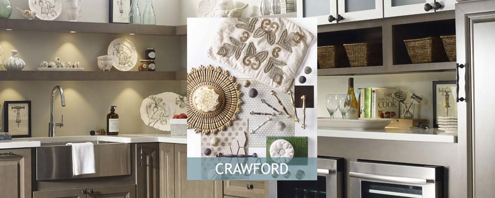 Crawford Collection by Amerock