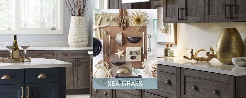 Sea Grass Collection by Amerock