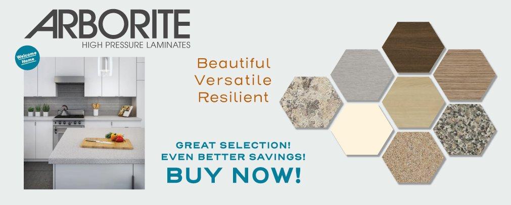 Arborite Products