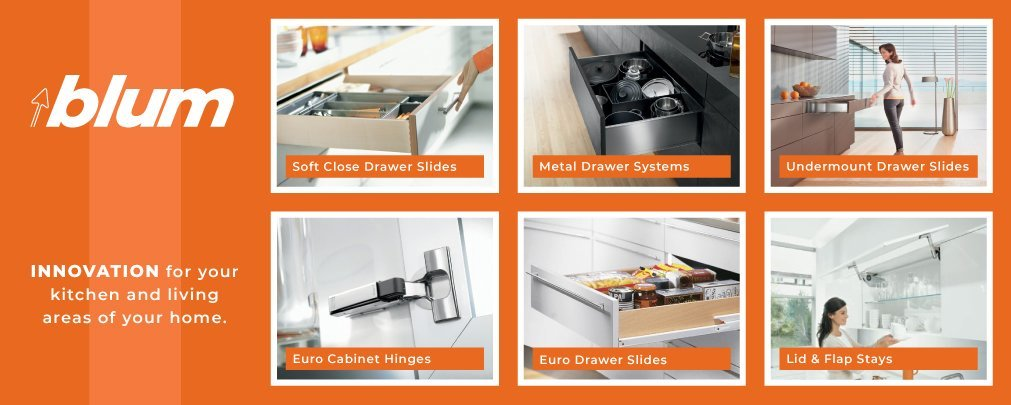 Charmant Cabinet Hardware U003e. Blum Products