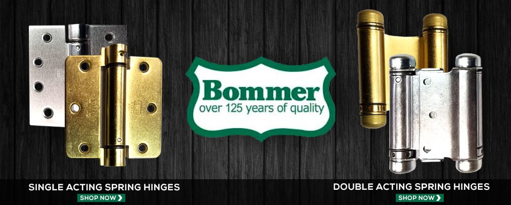 Bommer Industries Products