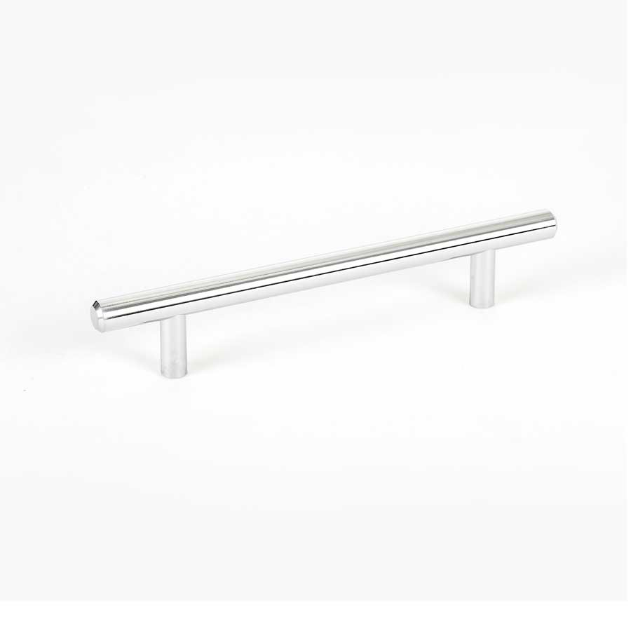 Berenson Tempo 5 1/16 Inch Center To Center Polished Chrome Cabinet Pull  2014