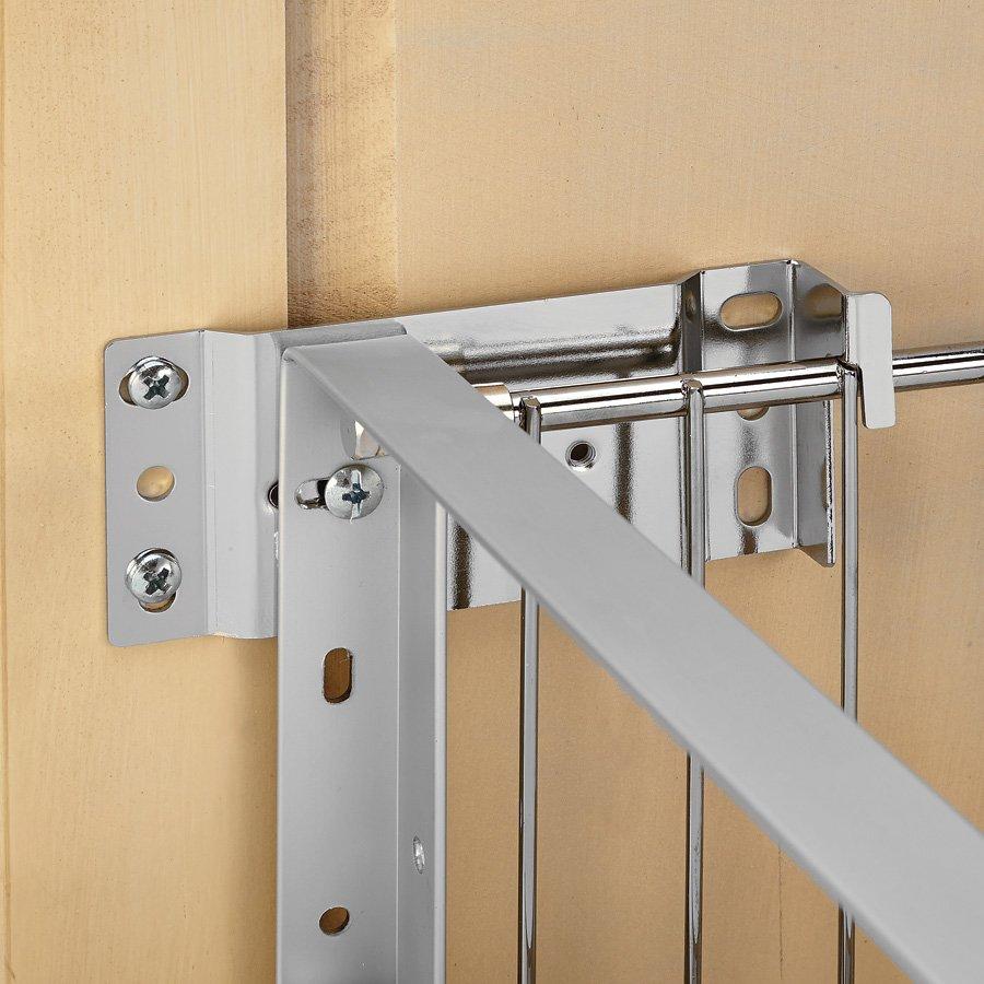 Rev a shelf door mount kit - Rev A Shelf Door Mount Extension Brackets 5345 Dm Kit 1