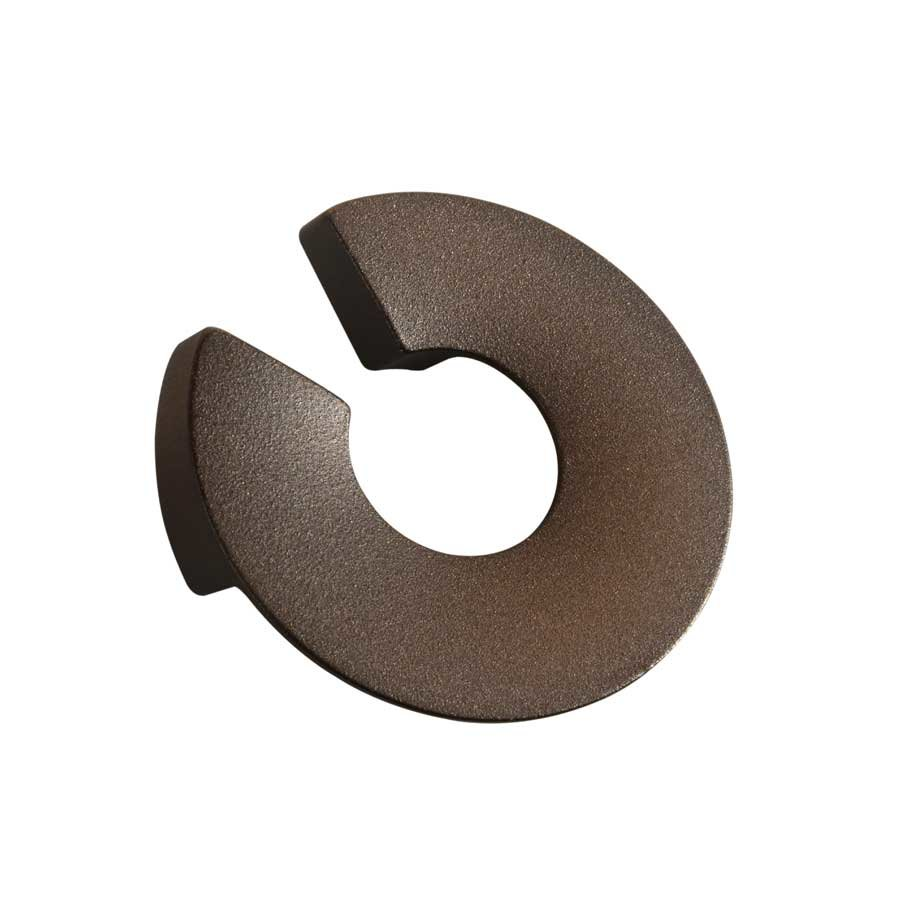 Zen Caiapo 5/8 Inch Center to Center Antique Rust Cabinet Pull ...