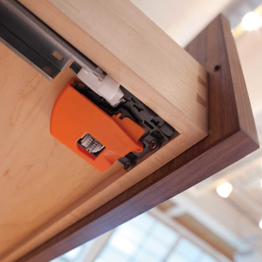 Blum Standard Side To Side Locking Device Left Hand T51