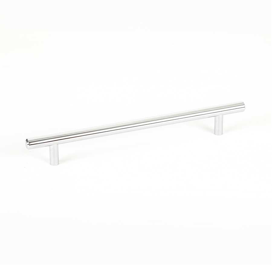 Berenson Tempo 7 9/16 Inch Center To Center Polished Chrome Cabinet Pull  2015
