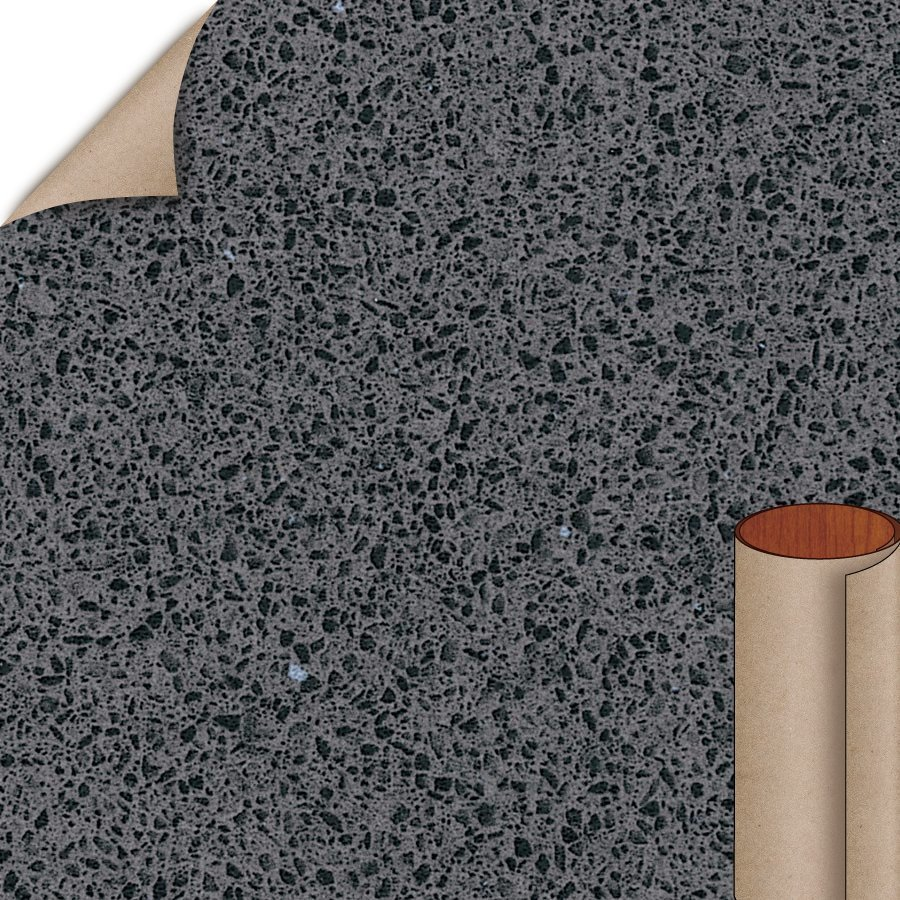 Formica Paloma Dark Gray Matte Finish 4 Ft X 8 Ft Countertop Grade Laminate Sheet 6366 58 12