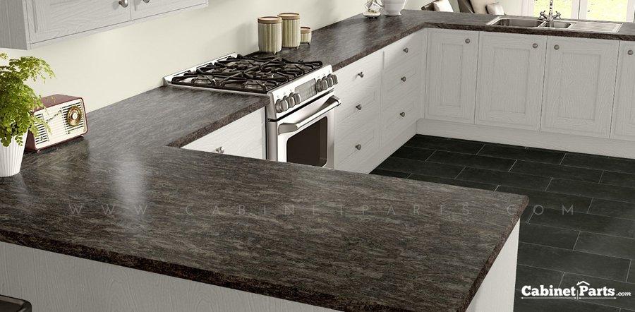 Countertop Grade Laminate Wilsonart Cosmos Granite HD Glaze Finish 4 Ft. X  8 Ft. Countertop Grade Laminate