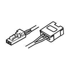 """Loox LED Lead with 12V PLug System & Clip 78-3/4"""" Long <small>(#833.73.728)</small>"""