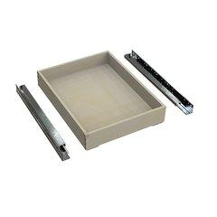 "Tenn-Tex QuikTRAY Add On Drawer for 24"" Cabinets 3.5"" High QT-10024PM"