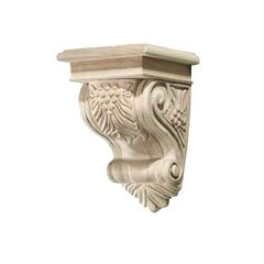 "Bordeaux Corbel 5-3/4"" X 8-7/8"" Maple"