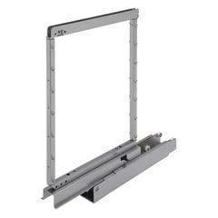 "Kessebohmer Pantry Frame 63"" - 78-3/4"" High Silver 546.62.912"