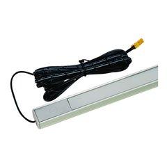 """Hafele Loox 2029 12V LED Strip Light Kit w/ Dimmer 39"""" Cool White 833.73.566"""