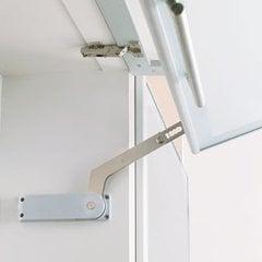 Horizontal Bi-Folding Door Mechanism <small>(#HBFN-3M)</small>