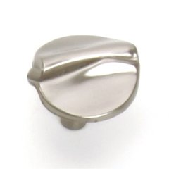 Garbow 1-3/8 Inch Diameter Satin Nickel Cabinet Knob
