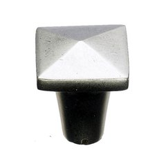 Aspen 7/8 Inch Diameter Silicon Bronze Light Cabinet Knob <small>(#M1510)</small>