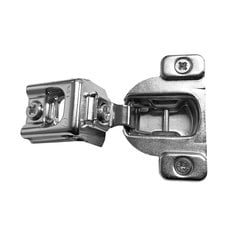 "Compact 39C Face Frame Hinge / Plate 1-5-/16"" Overlay w/ D <small>(#39C358C.21)</small>"