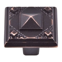 Craftsman 1-1/2 Inch Diameter Venetian Bronze Cabinet Knob