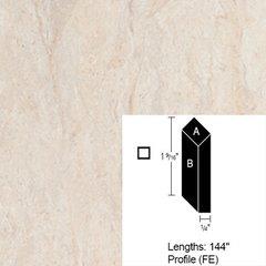 Wilsonart Bevel Edge - Crema Marfil - 12 Ft <small>(#CE-FE-144-4927-38)</small>