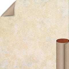 Creme Tranquility Textured Finish 4 ft. x 8 ft. Vertical Grade Laminate Sheet <small>(#TQ2001T-T-V3-48X096)</small>