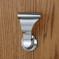 UltraLatch for 1-3/4 inch Door Bright Chrome <small>(#L28-26)</small>