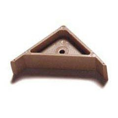 "Plastic Corner Brace 3-5/8"" Long X 1-1/2"" High"