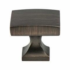 Century Edge Knob 1-3/8 inch Diameter Verona Bronze <small>(#1201-10VB-P)</small>